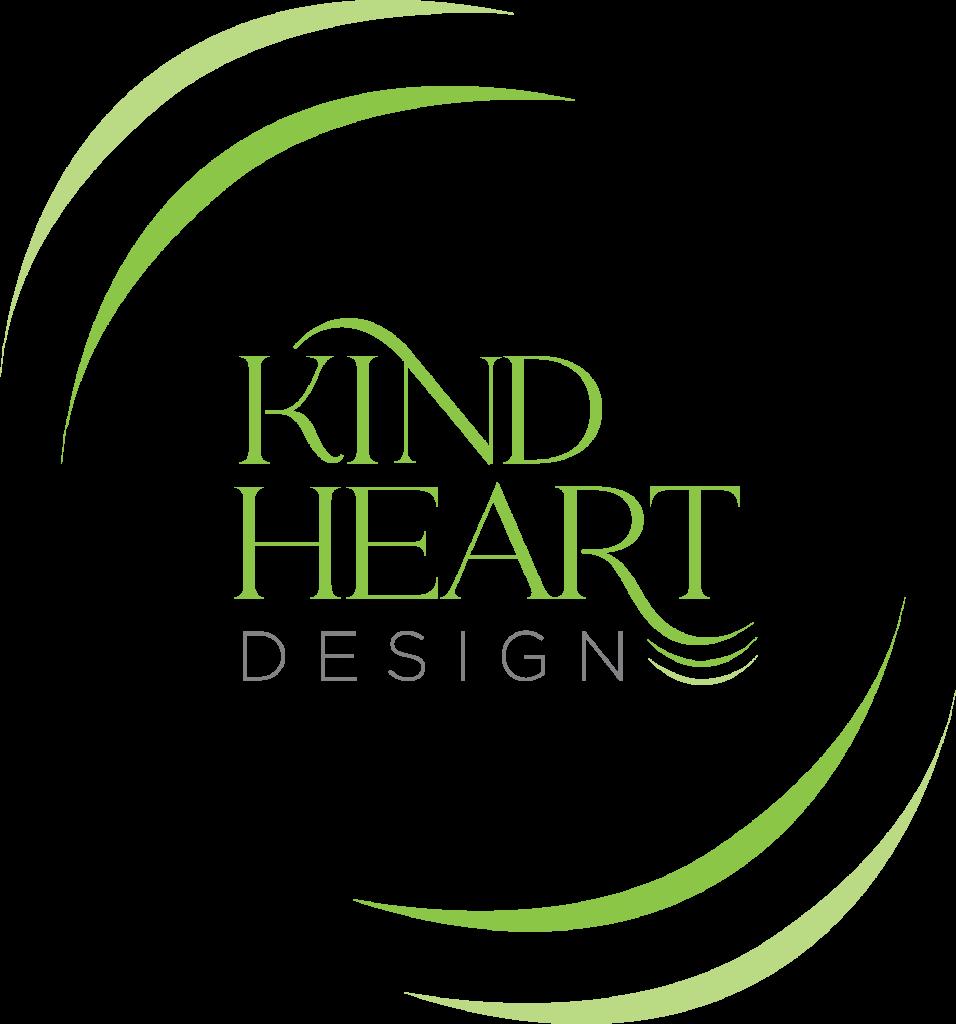 Kind Heart Desig Logo